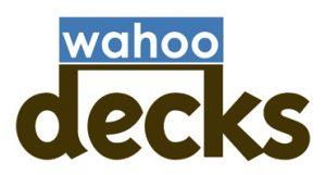 wahoo decks aluminum decking - aluminum decks logo on multifamily decking page