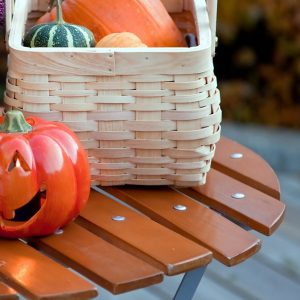 Deck Design Ideas: Easy Tips for Decorating Your Deck for Fall | Wahoo Decks Aluminum Decking Deck Railing