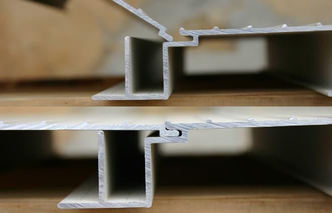 AridDek marine grade aluminum deck boards