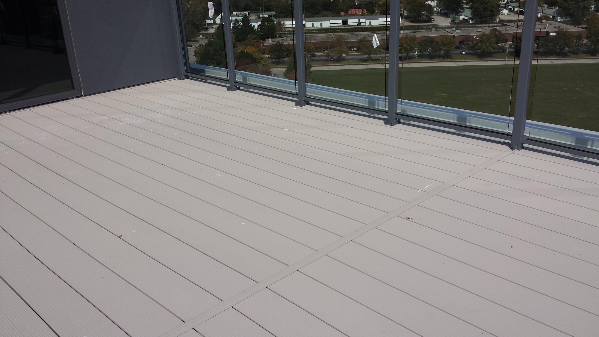 Interlocking Aluminum Decking Boards Fortis Wahoo Decks