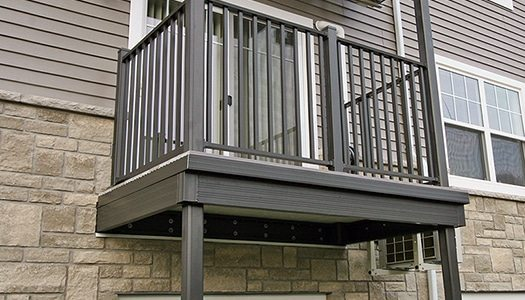 Wahoo Complete Pre-Fabricated multifamily balcony system 4