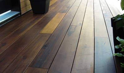 Rockwood Thermally Modified Wood Surface