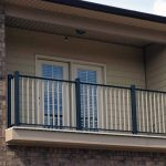wahoo rail aluminum deck railing antique bronze 3
