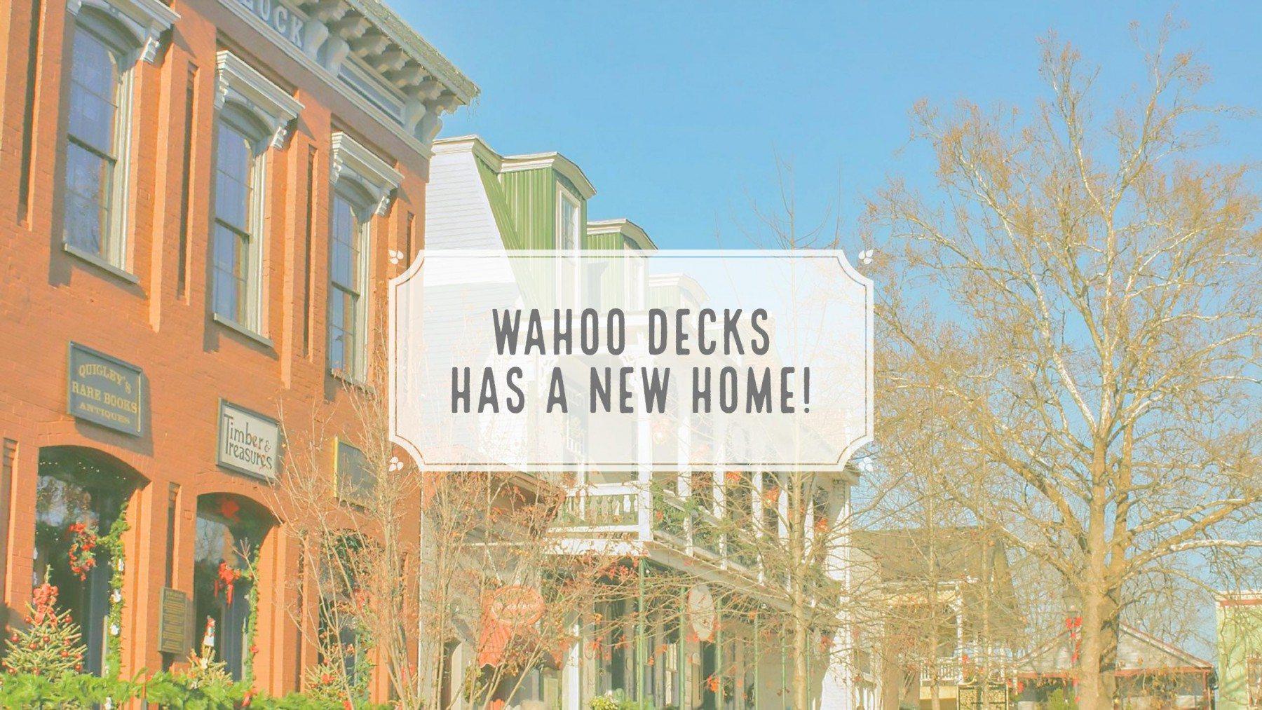 Wahoo Aluminum Deck Manufacturer Moves to Dahlonega