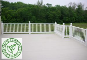 recyclable aluminum decking material by wahoo decks