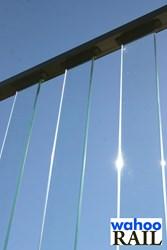 wahoo glass panels