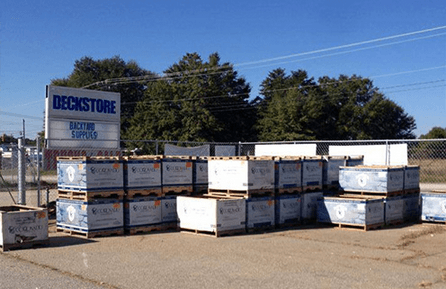 DeckStore in SC to carry Wahoo aluminum decking products