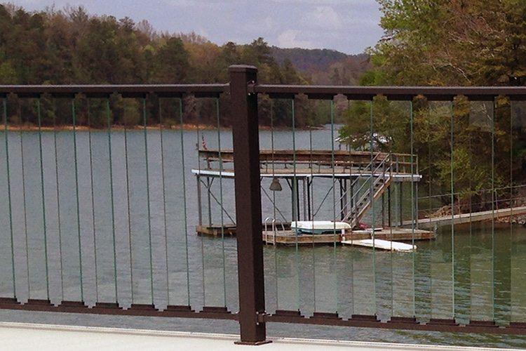 DryJoist Waterproof Decking – Aluminum Decking Option 2
