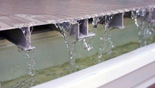 AridDek waterproof decking surface product